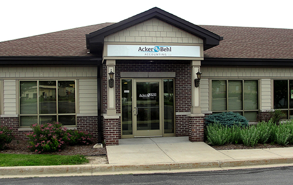 Acker Behl Accounting Location in Waukesha